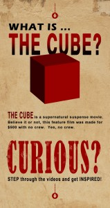 What is THE CUBE