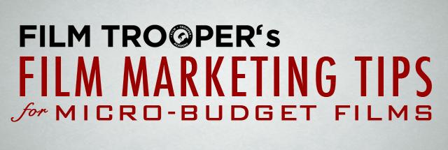 Film Marketing Tips