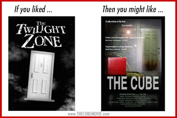 If You Liked Twilight Zone 600px