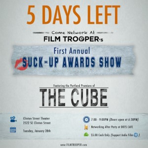 Suckup Awards 05 Days Countdown