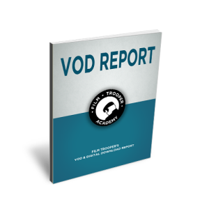 VOD Report Cover Book