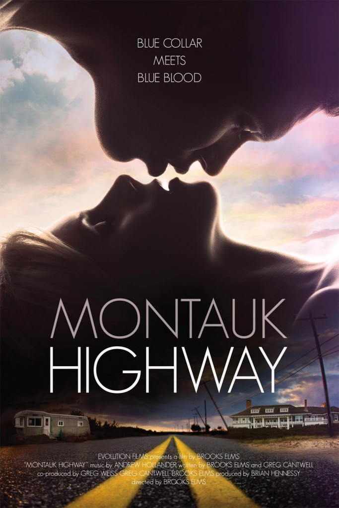 Montauk Highway Poster