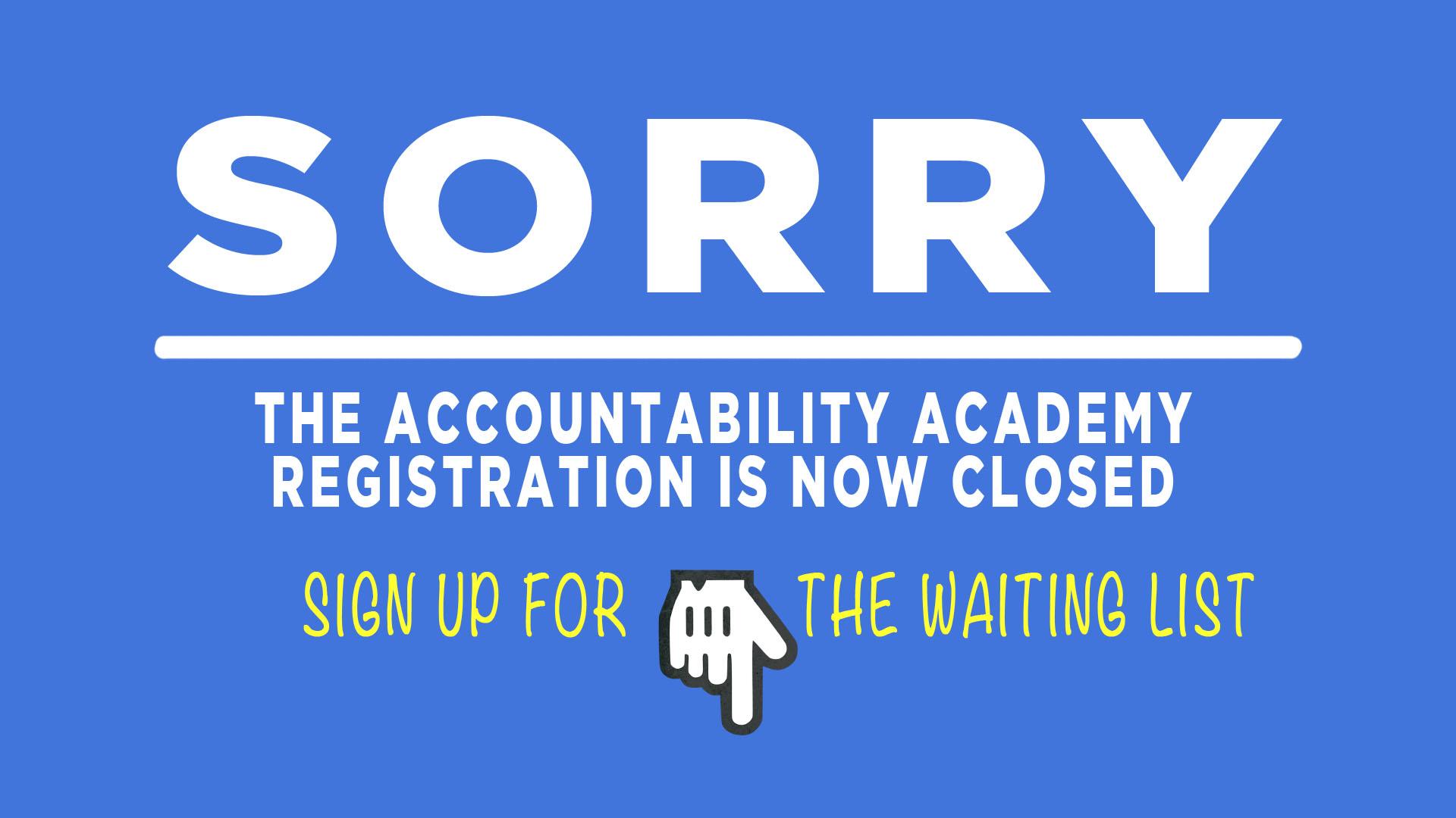 Sorry Academy