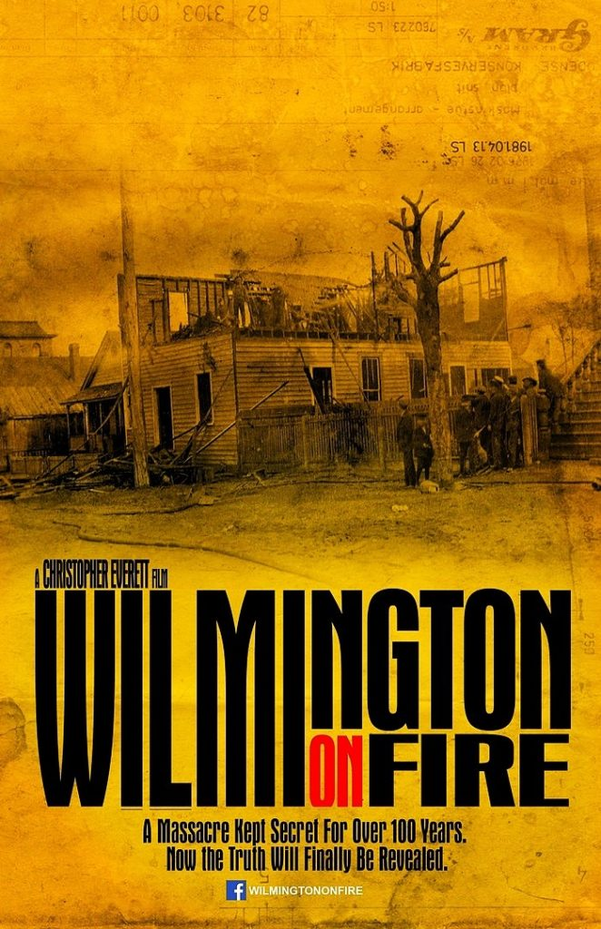 Wilmington on Fire Poster 01