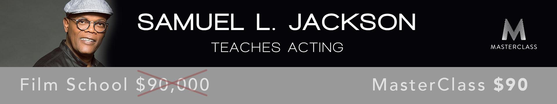Master Class Banner Jackson