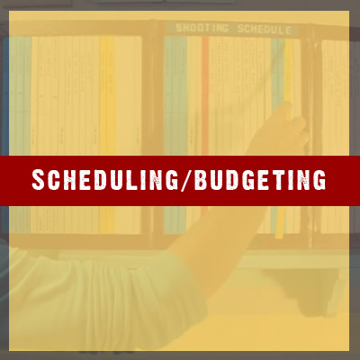 Click to Enter Scheduling Budgeting