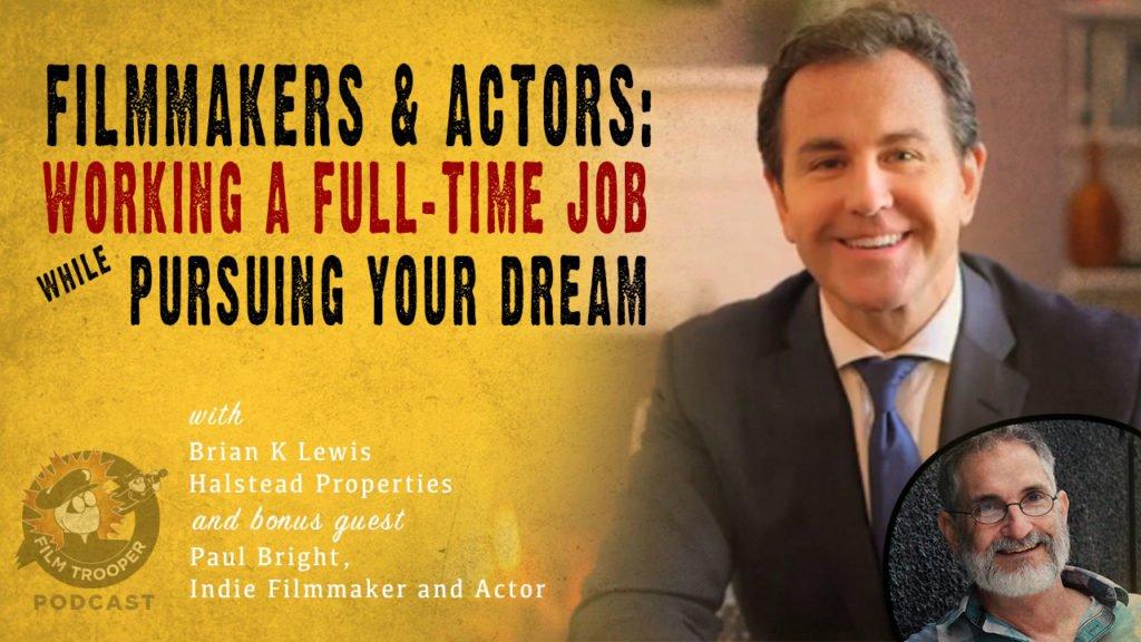 filmmaking actors full time job