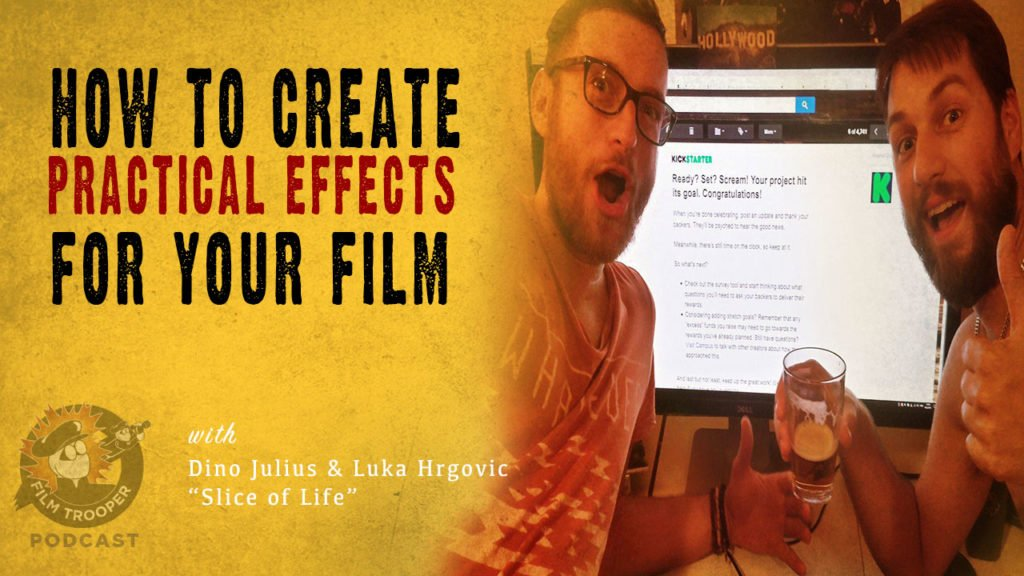 How To Create Practical Effects